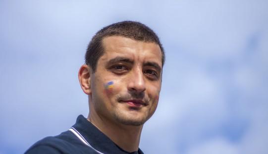 Preşedintele Platformei Acţiunea 2012, expulzat în ajunul unui marş unionist