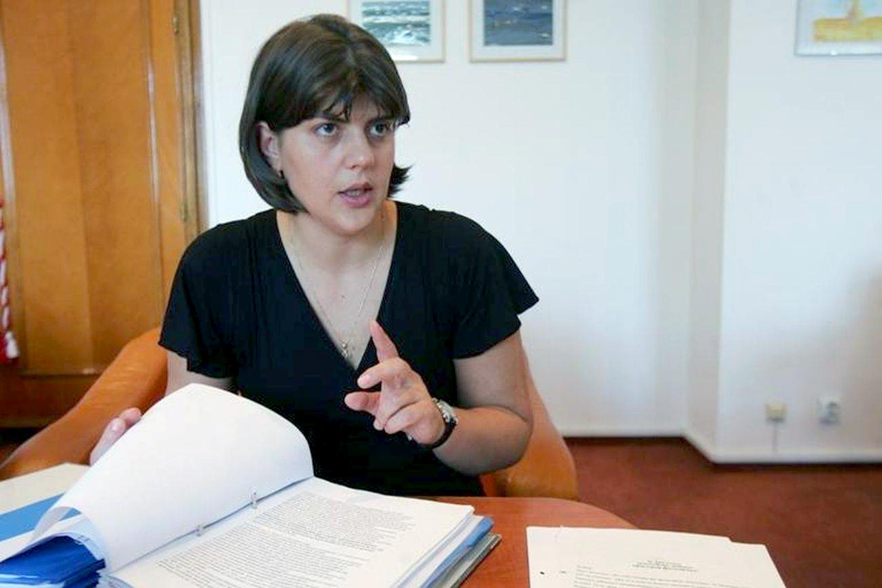 Răspunsul Laurei Codruța Kovesi la întrebarea dacă vrea despăgubiri la CEDO