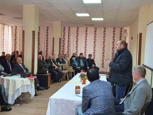 Deputatul Ionuț Simionca, preocupat de problemele apicultorilor din Bistrița-Năsăud. Ce va face