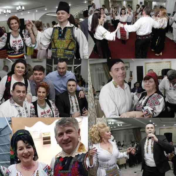 Câteva sute de bistrițeni au petrecut românește la Restaurantul Mya Nova! Mia Morar și-a făcut debutul în muzica populară