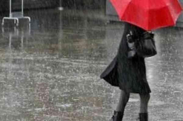 ANM: COD GALBEN de vijelii și ploi în aproape toată țara