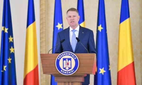 Klaus Iohannis: Nu voi emite un nou decret pentru a prelungi starea de urgență! Din 15 mai, intrăm în starea de alertă