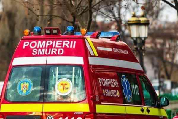 Doi copii din Cușma, la spital după ce s-au opărit cu apă clocotită
