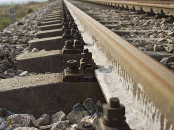 Accident feroviar la ieșire din cartierul Unirea