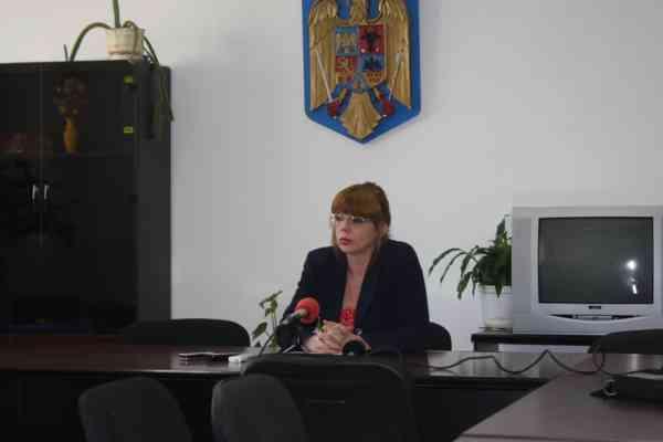 Camelia Ilișuan, înlocuită de la șefia CJAS BN, cu Doina Sigmirean Pop