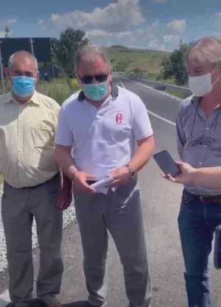 Proiectele privind modernizarea unor drumuri judeţene, blocate de contestaţii