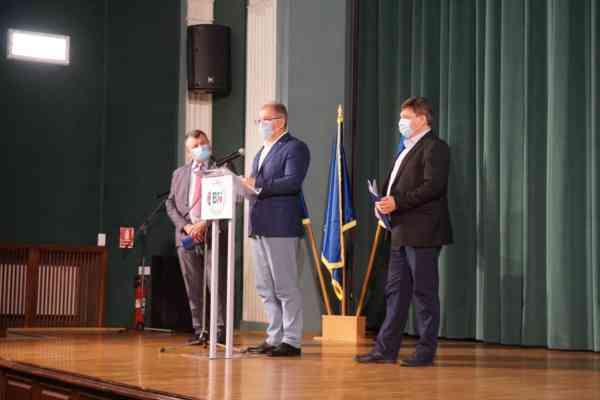 Alianța pentru Bistrița-Năsăud, lansare de candidați! Moldovan: Am șanse reale să câștig. E ultima candidatură