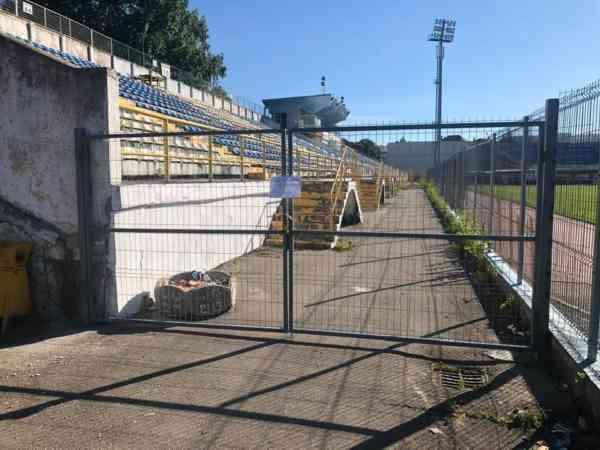 Altă Mărie, aceeași pălărie: Pe stadionul fostei Gloria Bistrița a pus mâna, în chirie, Horoba, conducătorul Fotbal Club Gloria