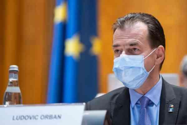 Localitate în care locuiește Ludovic Orban este în carantină. Cum ajunge acesta la serviciu