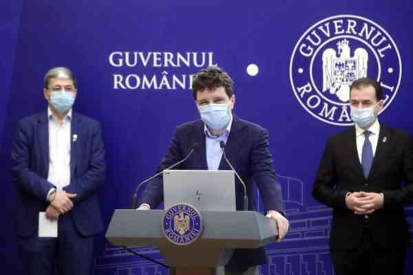 Aparatură nouă pentru pacienții Covid-19. Nicușor Dan îi mulțumește lui Orban