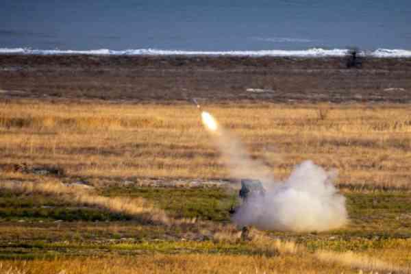 Premieră în Europa: forțele române au lansat rachete în Marea Neagră, pentru prima dată, alături de forțele americane