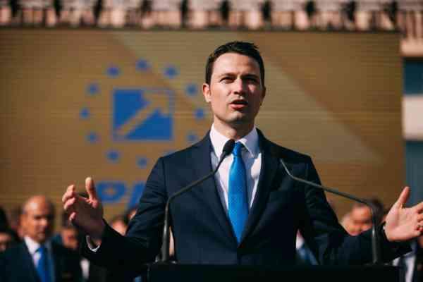 """Robert Sighiartău: """"O Românie dezvoltată va fi o Românie cu un PSD marginal, care nu mai poate face rău societății și economiei"""""""