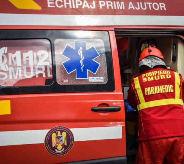 """Pompier-paramedic SMURD, decedat în urma unor zile petrecute în frig în salonul unui spital. """"Soțul suna la asistente pentru că avea crize sau i se termina butelia de oxigen"""""""